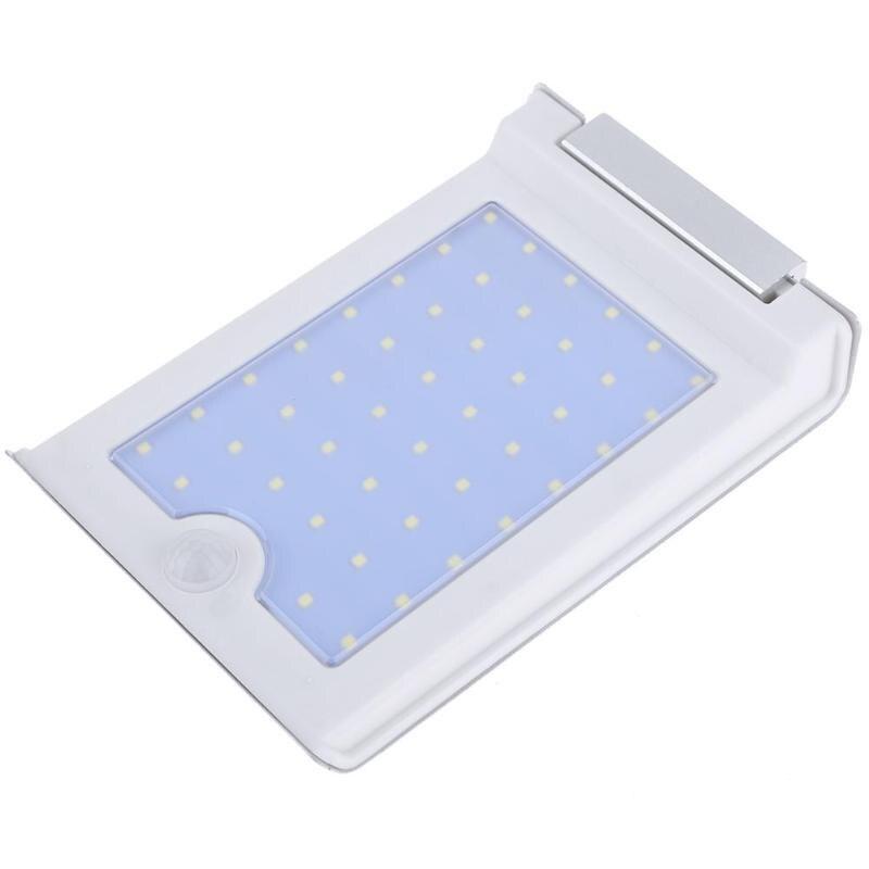 46 LED Solar Motion Sensor IP65 Waterproof Garden Path Wall Emergency Light Wall lights/ Security lights