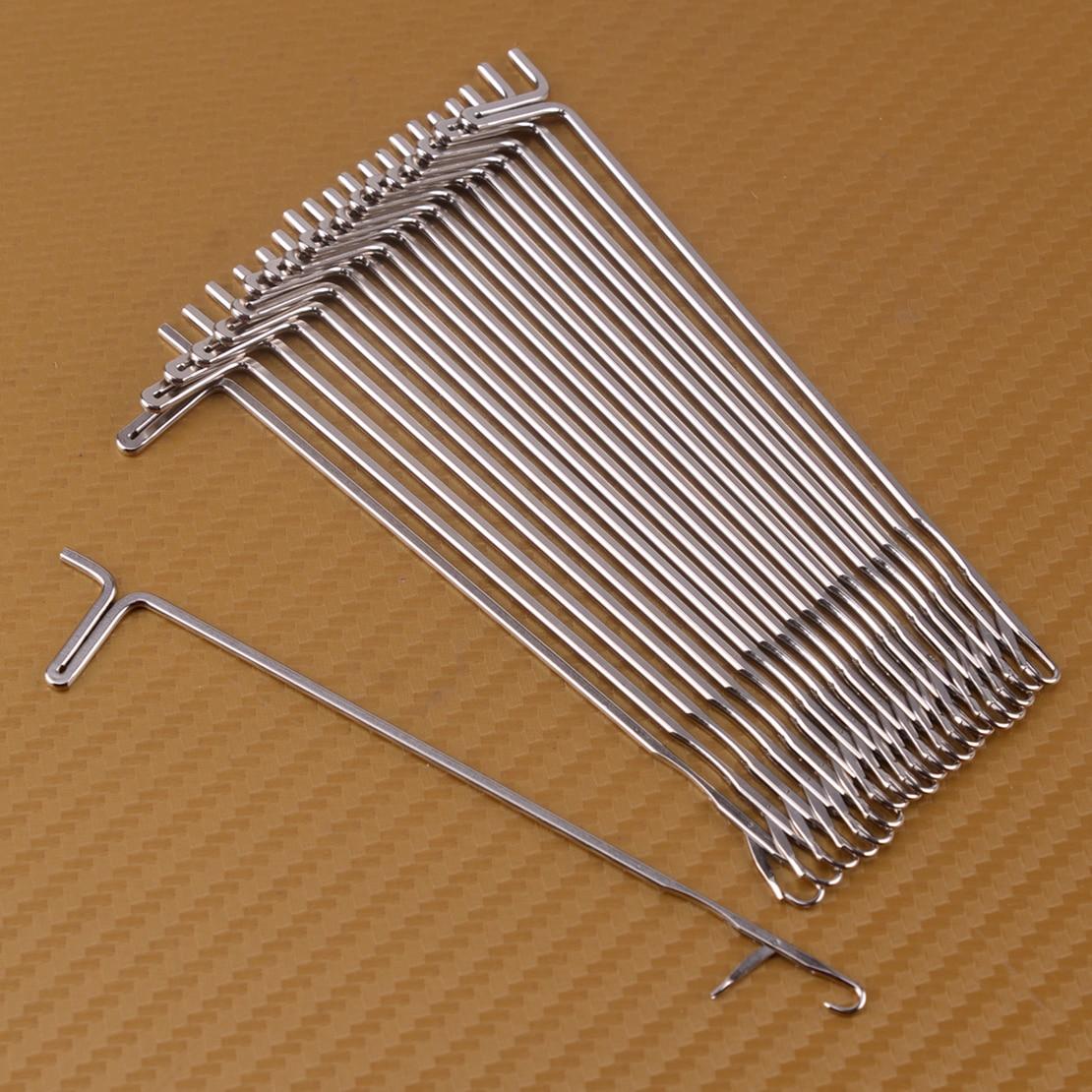 20x Needles Fit Silver Reed Singer Studio Empisal Knitmaster Knitting Machine