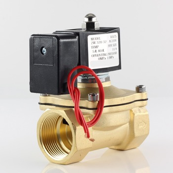 цена на AC220V DC12V DC24V normally closed energy saving solenoid valve, IP65,use water,gas,oil,Environmental protection,DN10 15 25 32