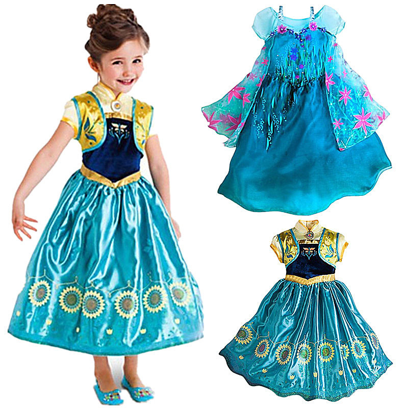 Online Get Cheap Princess Fancy Dress Girls -Aliexpress.com ...