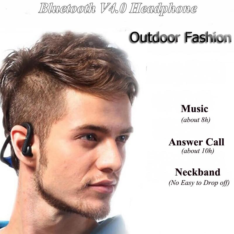 S9 Banda para el cuello Auriculares Bluetooth Micrófono Bluetooth - Audio y video portátil - foto 2