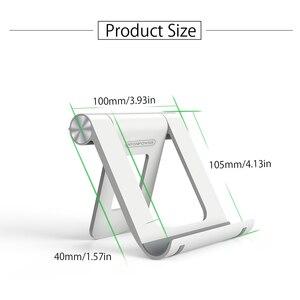 Image 4 - Ntonpower suporte para celular, suporte para celular com almofada de silicone antiderrapante e ajuste de 360 graus, suporte para tablet para mesa xiaomi xiaomi compatível com xiaomi,