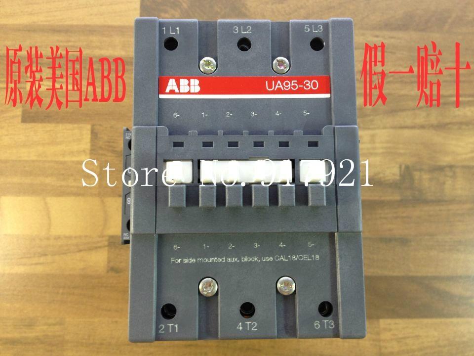 [ZOB] The United States original (Swedish) UA95-30-11 A series contactor AC/220-230V genuine original