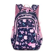 Waterproof Children School bags Boys Girls Kids Orthopedic school backpcak schoolbags Primary Backpack mochilas escolar infantil недорого