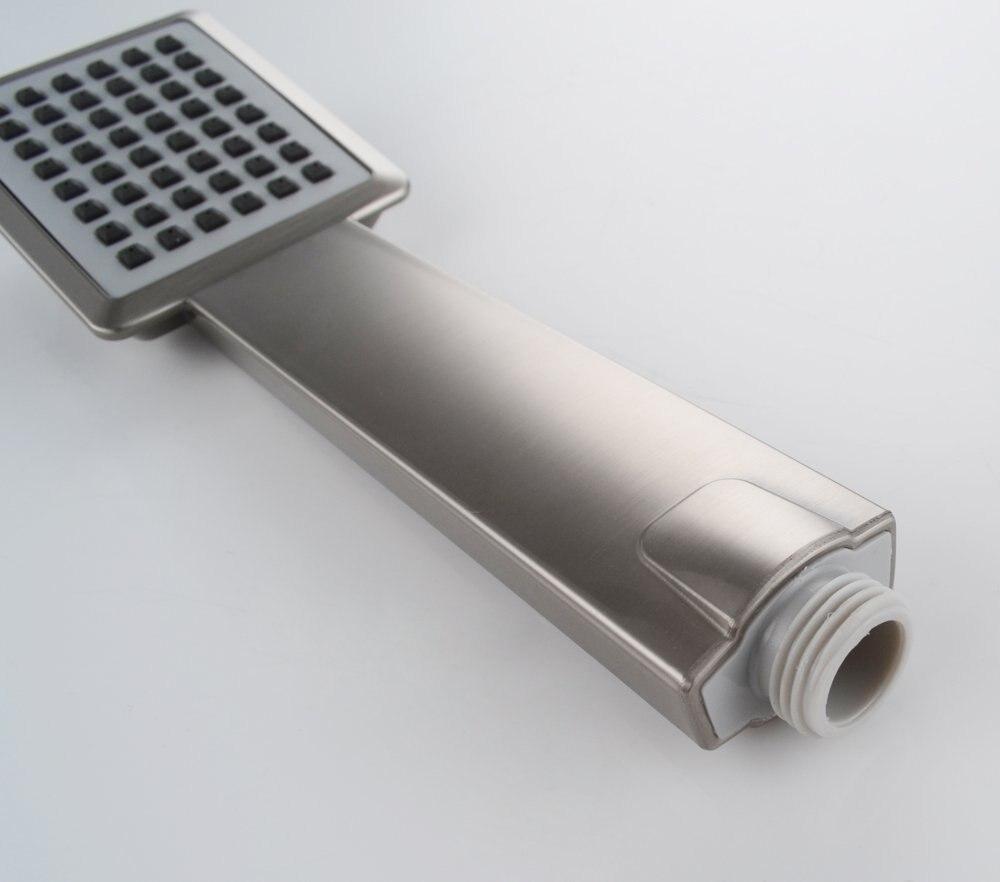 KES LP126 2 Bathroom Lavatory Single Function Handheld Shower Head ...