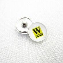 10 шт Wofford терьер оснастки кнопки стекло 18 мм Спортивная Кнопка Кнопки кнопки Сделай Сам ювелирные изделия браслет и браслеты Подвески