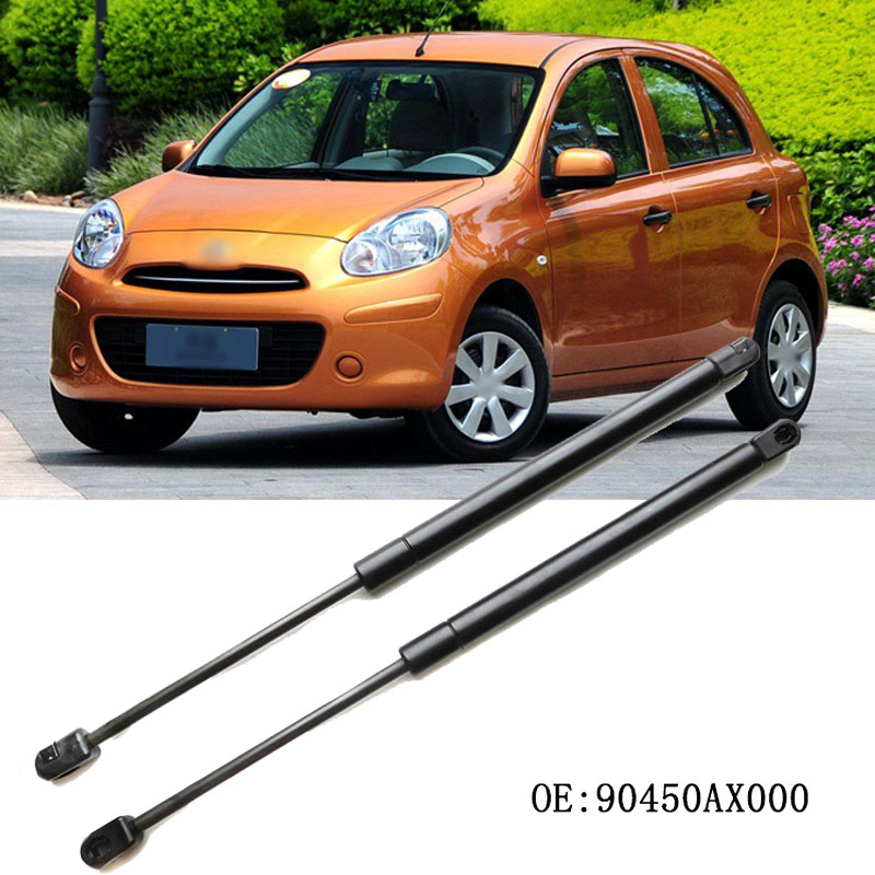For 2007-2011 Toyota Yaris Rear Hatch Lift Support Shock Strut Replacement Set