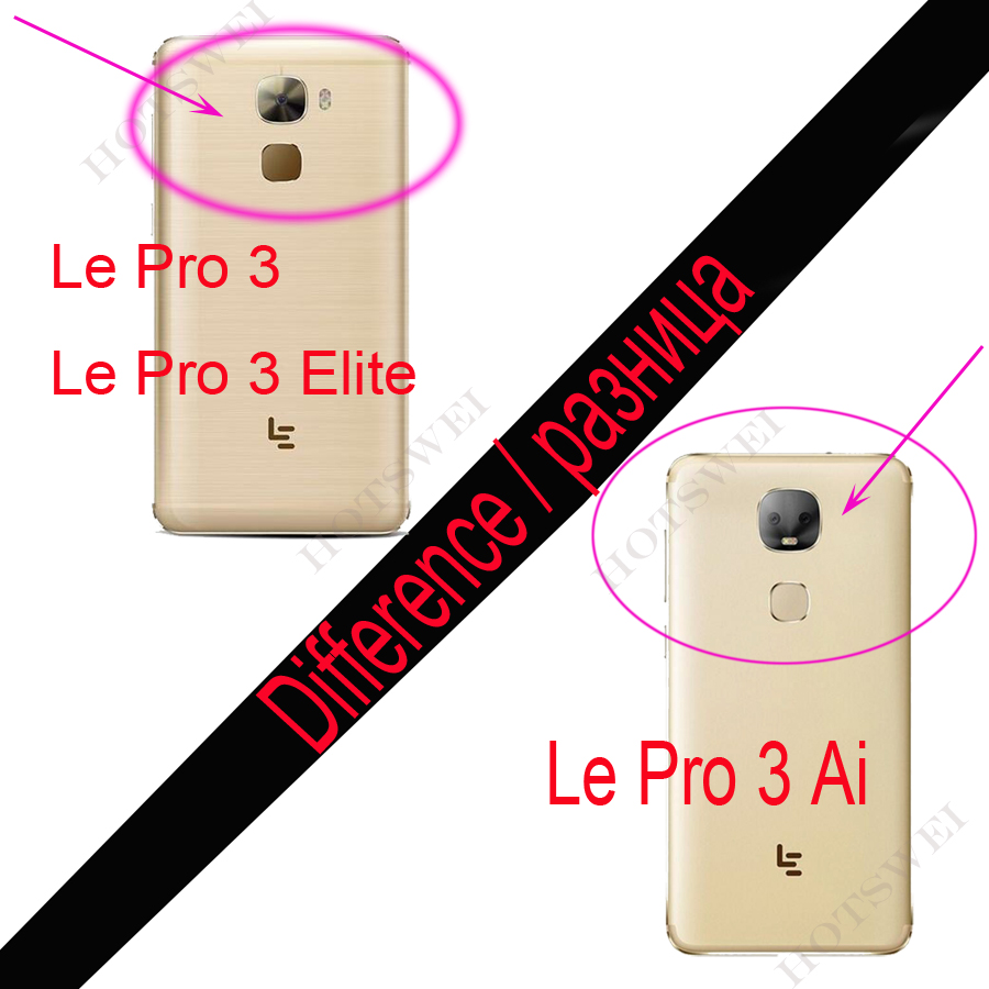 Case For LeEco Cases SLIM Candy Color Frosted Hard PC Protective Cover Capa 1