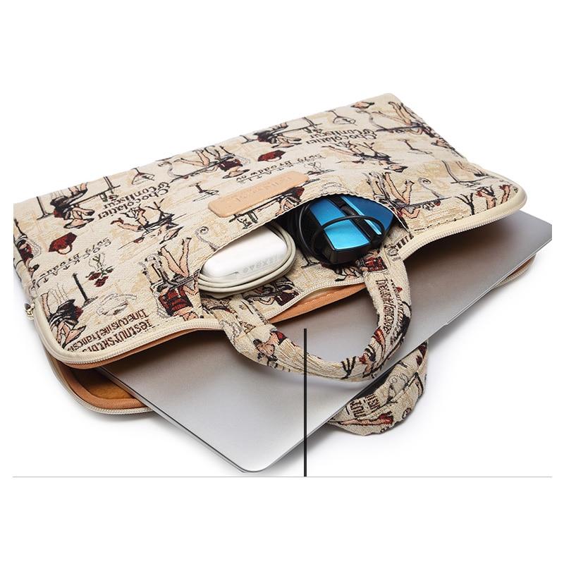 New Brand Laptop Bag Shockproof Portable Latpop Sleeve Fashion Notebook Case Bag Cover For Macbook/HP/Lenovo13/14/15.6