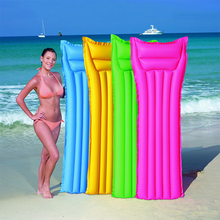 beach floaties inflatables water sports floating air mattress pool float air mattres swim tube adult pool float game inflatable цена 2017