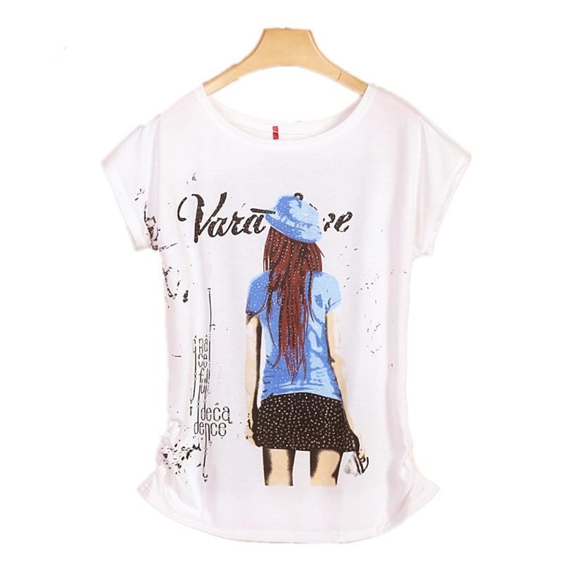 2019 Bestseller Damen Kleidung Lässig Vintage Sommer T-Shirts - Damenbekleidung - Foto 5