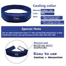 Polka Dot Self Cooling Collar