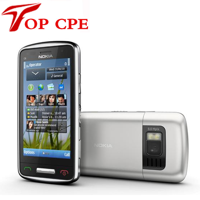 Original Nokia Refurbished C6-01 s