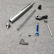 Modiker Beads Metal Sintered Reinforced Internal Change Cylinder Pull Bolt  Tail Top Ladder for GJ M24/98K Water Gel Blaster