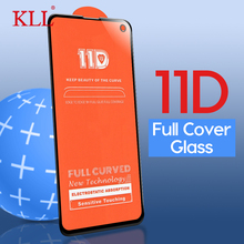11D Curved Tempered Glass for Samsung Galaxy S10E M30 M20 M10 A50 A30 A20 Screen Protector A9 A8 A7 A6 J4 Plus J6