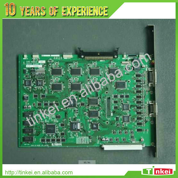 KM5-M5841-000 yamaha 100XE 100XG smt pick and place machine parts servo board brand new smt yamaha feeder ft 8 2mm feeder used in pick and place machine
