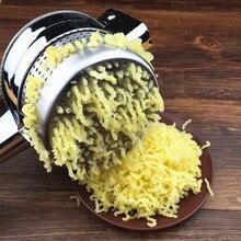 Qualität Edelstahl Knoblauchpressen Kartoffelstampfer presser Ricer Püree Gemüse Obst Presse Maker