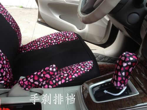 New 18 PCs Hello Kitty Purple And Black Car Seat Covers Steering Wheel Cover In Automobiles From Motorcycles On Aliexpress