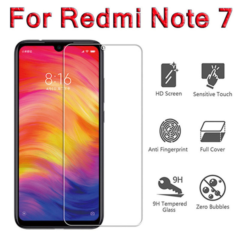 9H Tempered Glass For Xiaomi Redmi Note 7 Screen Protector Film for Xiaomi Redmi Note 7 6 5 Pro Protective Glass Note7 7 Glas9H Tempered Glass For Xiaomi Redmi Note 7 Screen Protector Film for Xiaomi Redmi Note 7 6 5 Pro Protective Glass Note7 7 Glas