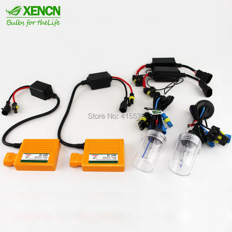 XENCN H7 Ballast kit Xenon Hid Kit SET Car light source Headlight bulbs lamp 12V 35W 5500K стоимость
