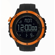 SPORTSTAR Outdoor Master2 sport hiking  watch 3 optional colors,altimeter,therometer,barometer,weather forecast