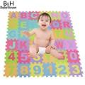 Criança S Sizei Espuma Alfabeto Letras Números Interlaocking Jogando Educacional Tapete Macio Piso Jigsaw Puzzle 66