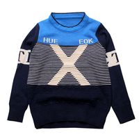 Boys Sweaters And Pullovers Boys Children Knitted Kids Sweaters Free Knitting Patterns Children Sweaters Casual Baby Boy Clothes