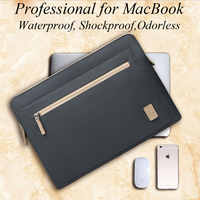 Funda para portátil WIWU para Macbook Pro Air 13 funda impermeable de Nylon para portátil 14 para Dell XPS 13 funda para Macbook Pro 13 2019