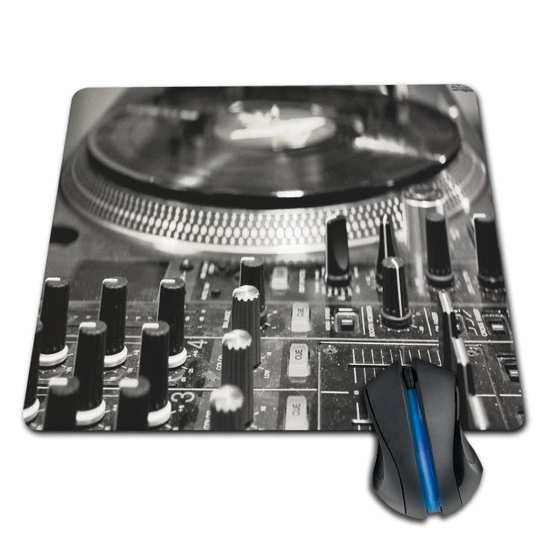 New Design Unique High Quality Desktop Turntable and Best Sale Mice Gaming Cool 250X290X2MM 180X220X2MM Mouse Pad Customized Mat