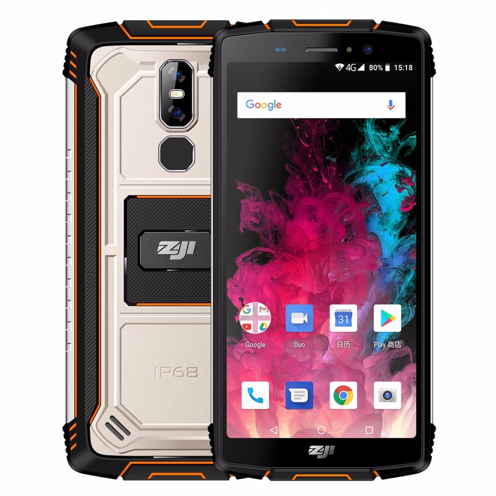 HOMTOM ZOJI Z11 Mobile Phone 4GB 64GB...