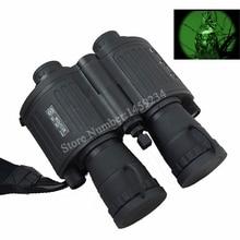 Best price night scouts 5x Gen1 Full darkness zoom 5X Night Scout Infrared Night Vision Binoculars Telescope #NS-550