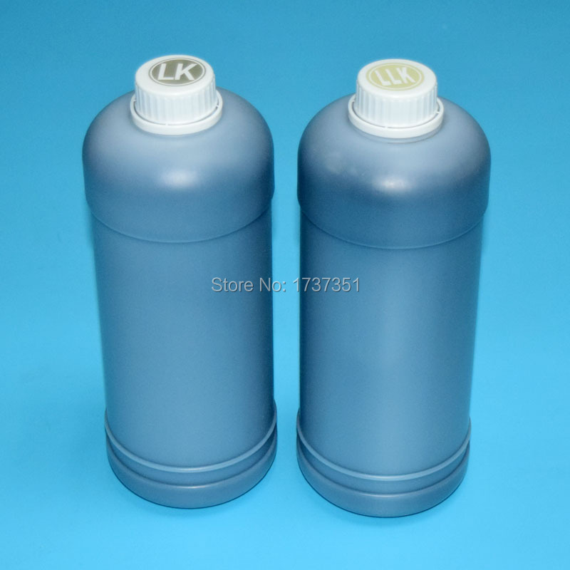 LM PK Y LK LLK LC 1000ml Waterproof Bulk Refill Pigment ink For Epson Stylus Pro 3800 3880 3890 3850 3885 Printer vilaxh maintenance waste ink tank for epson 3800 3800c 3850 3880 3885 3890 printer for epson 3800 waste ink tank with chip