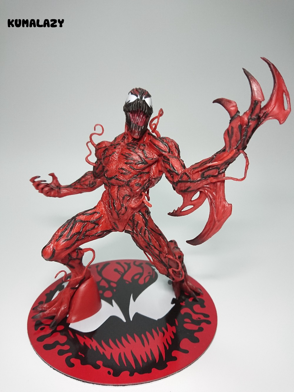 Spider Man Carnage Figure ARTFX+ X MEN X-MEN Cletus Kasady Iron Man Wolverine PVC Action Figure Model Collection Toy Gift the amazing spider man venom cletus kasady carnage pvc action figure toy spiderman villain venom collectible model toy gift n038