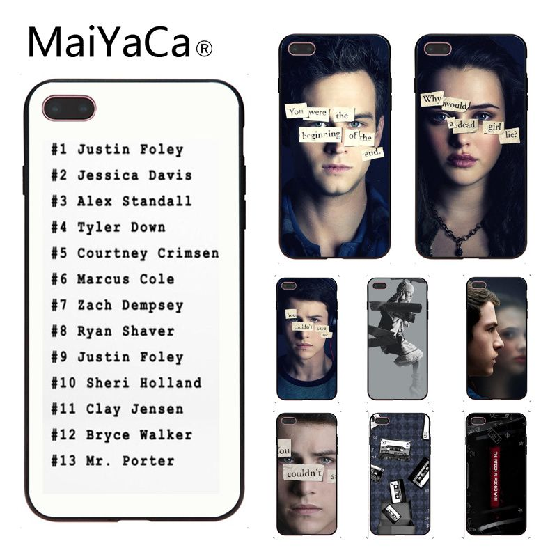 MaiYaCa <font><b>13</b></font> <font><b>reasons</b></font> <font><b>why</b></font> Design Newly Arrived Cell Phone <font><b>Case</b></font> For <font><b>iphone</b></font> 6 6s 6plus 6S plus 7 7plus 8 8plus 5 5s 5C <font><b>Case</b></font> cover