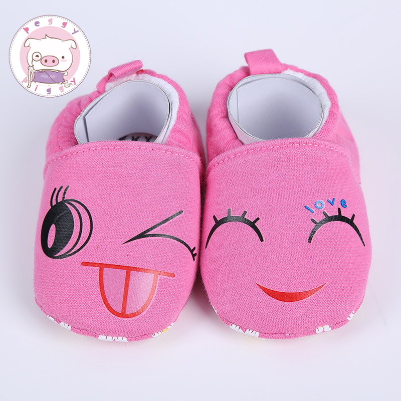 PEGGY PIGGY Baby Girl Shoes White Lace Embroidered Soft Shoes Prewalker Walking Toddler Shoes