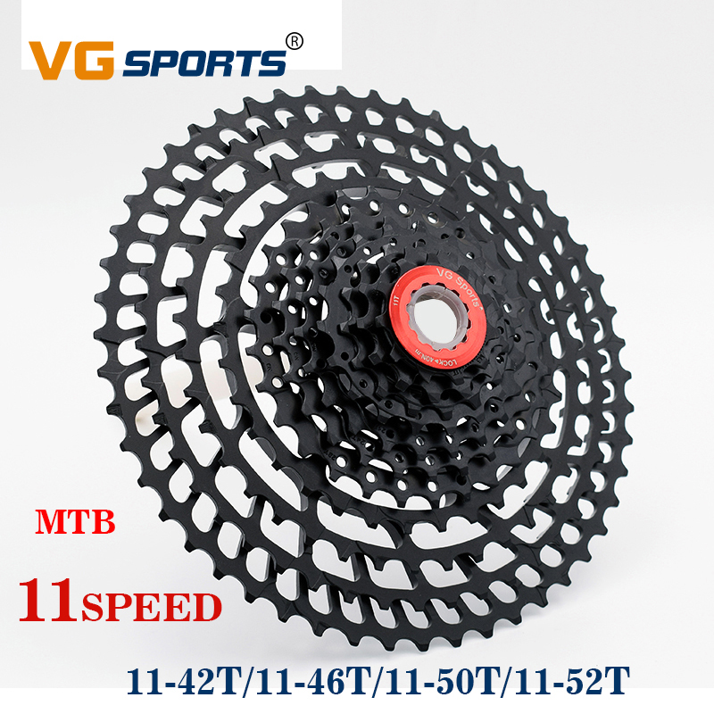 VG sports 11 speed 11 50T 52T bicycle cassette freewheel sprockets bike ultralight mountain bike freewheel