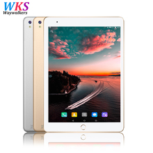 Free shipping 10.1 inch 4G phone Tablet PC Android 7.0 RAM 4G ROM 32GB 64GB Dual SIM card WIFI Bluetooth tablets 1920*1200 IPS