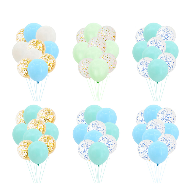 Birthday Party Decorations Kids Balloons Air Balloons Globos Rose Gold Ballon Baby Shower Boy Girl Gender Reveal Helium Balloon