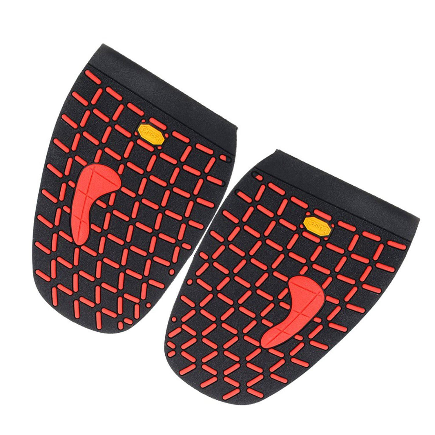 Bissell 1 Pair Of Shoe S Forefoot Rubber Half Insole Shoes