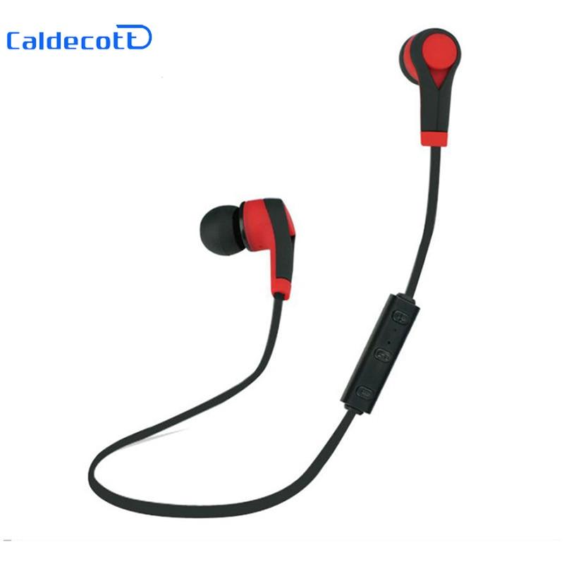 2017 Bluetooth Headset Wireless Earphones Bluetooth Wireless Earpiece Sport Running Stereo Earbuds with Mic for Xiaomi Phones ювелирное изделие 34273