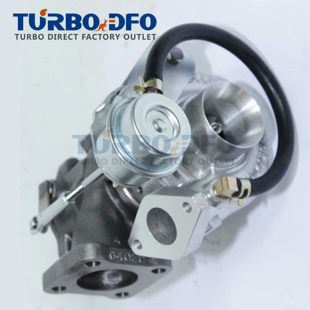 New Turbo charger complete turbine 17201 64090 for Toyota Hiace Hilux Landcruiser 2.4 L 1998 Full turbocharger