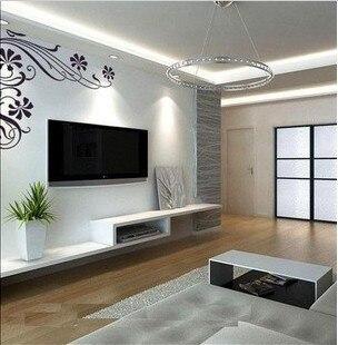 Tv Wall Decoration Frame Tv Cabinet Audio Cabinet Shelf