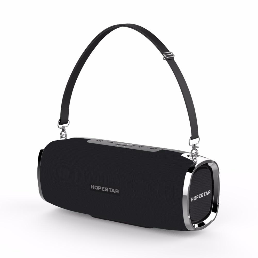 EStgoSZ HOPESTAR A6 Bluetooth Haut-Parleur Portable Sans Fil Haut-Parleur Son Système 3D stéréo Extérieure Étanche Grande Puissance Banque 35 w