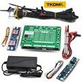 La herramienta de prueba LCD para ordenador portátil de 6 generación TV/LCD/LED soporte para probador de Panel LCD 7-84 w /Cables de interfaz LVDS e inversor envío gratis