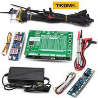 """Le 6th génération ordinateur portable TV/LCD/LED outil de Test LCD panneau testeur Support 7-84 """"w/LVDS Interface câbles et onduleur livraison gratuite"""