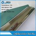Prima verde astilla material PET películas para ventanas de control Solar película de tinte Solar Edificio window tint film 152 cm x 50 cm