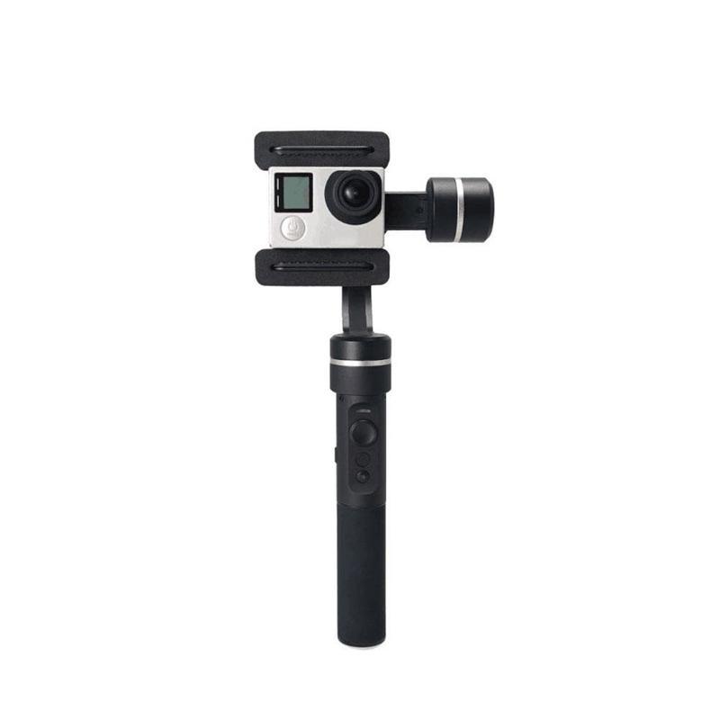 SPG Handheld Gimbal for Smartphone Gopro 5 Hero 4 for Xiaomi yi SJ Camera