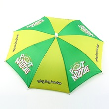 Portable Fishing Camping beach Umbrella Hat Multicolor Cap Sun Rain Umbrella Brand New Hot Selling