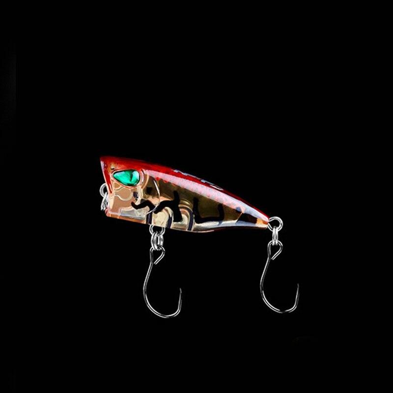4 cm 3g Döküm Yapay Sert Yem Poper Balıkçılık Cazibesi 10 Renk - Balık Tutma - Fotoğraf 5