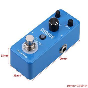 Rowin Analog Chorus Guitar Effect Pedal rowin analog dumbler guitar effect pedal